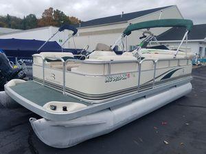 Used Bennington 185L185L Pontoon Boat For Sale