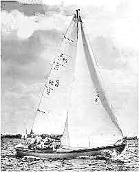Used Custom Easterly 30 Sloop Sailboat For Sale