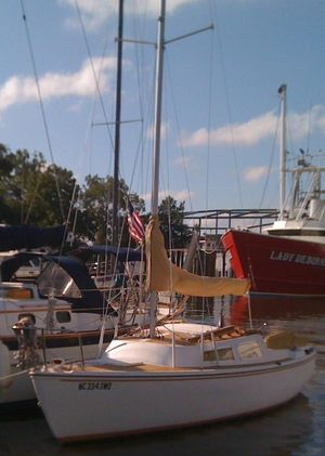 Used Catalina 22 Cruiser Sailboat For Sale