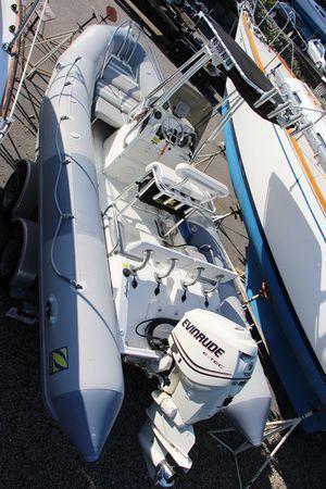 Used Zodiac Pro Open 650 Center Console Fishing Boat For Sale
