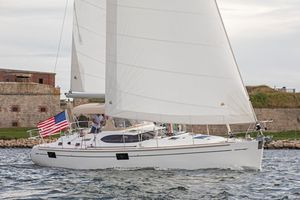 Used Hylas 48 Cruiser Sailboat For Sale