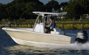 Used Pioneer 222 Sportfish Center Console Fishing Boat For Sale