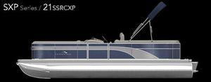 New Bennington 21SSRCXP21SSRCXP Pontoon Boat For Sale