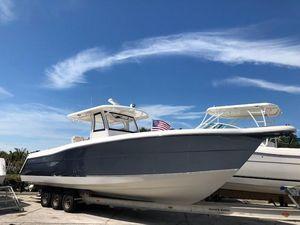 New Stamas Yacht 392 Tarpon Saltwater Fishing Boat For Sale