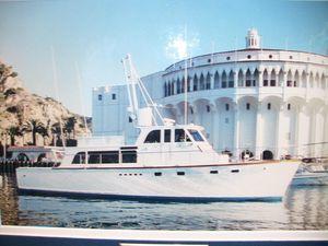Used Stephens Classic Sedan Pilothouse Boat For Sale