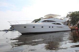 Used Princess 61 Flybridge Motor Yacht For Sale