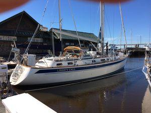 Used Hallberg-Rassy 43 Sloop Sailboat For Sale