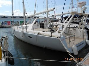 Used Marc Lombard Alezan 495 Racer and Cruiser Sailboat For Sale