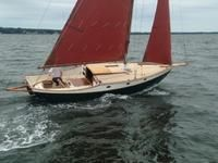 New Edey & Duff 23 Sloop Sailboat For Sale