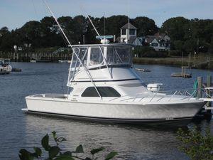 Used Blackfin 33 Sportfish Flybridge Boat For Sale
