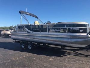 Used South Bay 524 E524 E Pontoon Boat For Sale