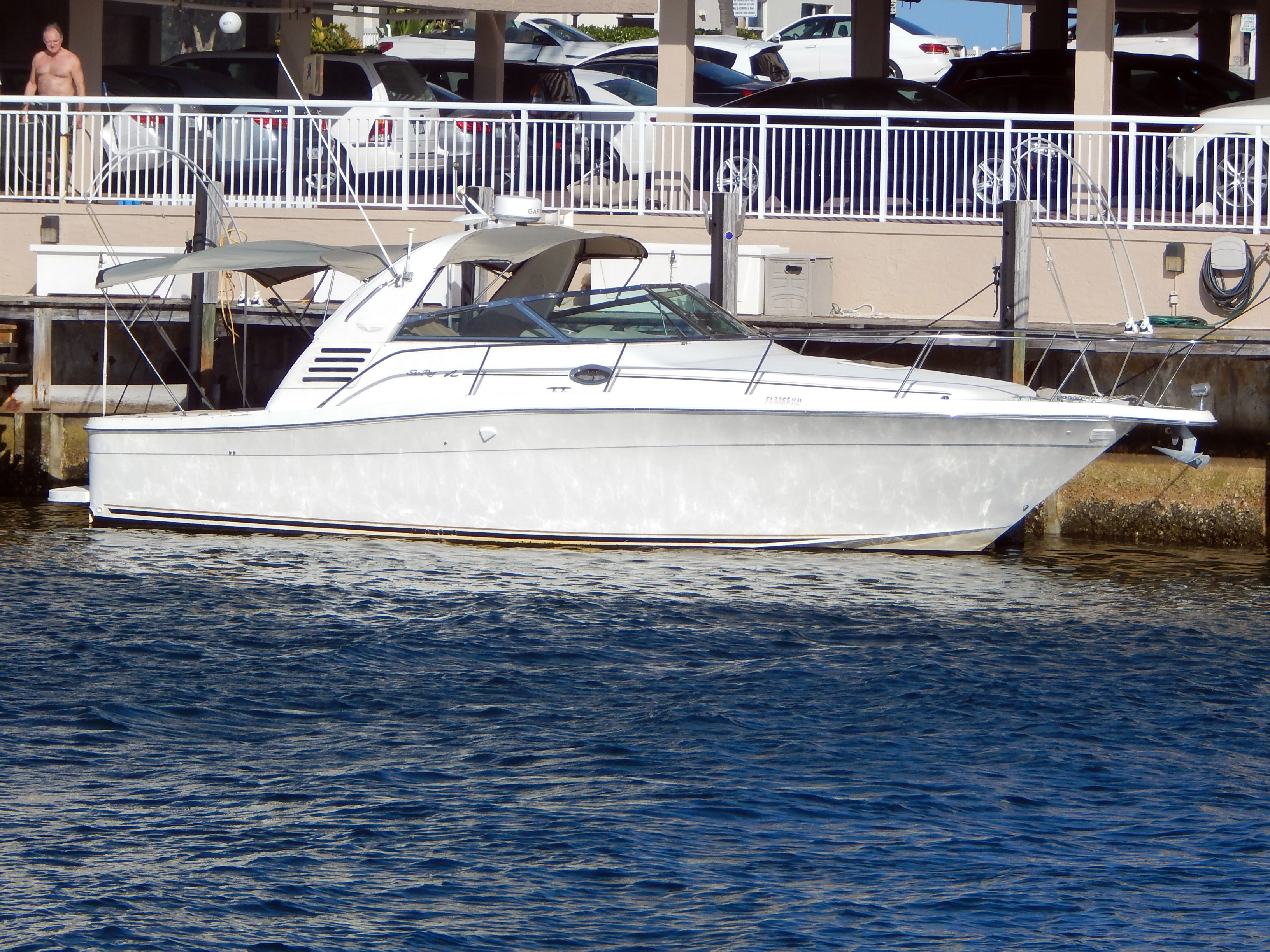 Used Sea Ray 340 Amberjack Express Cruiser Boat For Sale