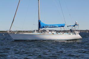Used Nautor Swan 46mki Racer and Cruiser Sailboat For Sale