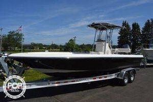 Used Shearwater 2400Z Bay Boat For Sale