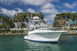 Used Luhrs 41 Open Express Cruiser Boat For Sale