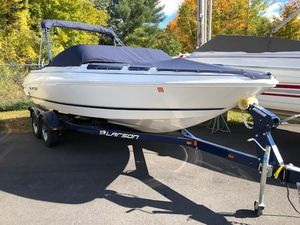 Used Larson LX 225SLX 225S Bowrider Boat For Sale