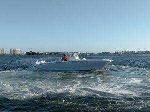 New Invincible 40 Catamaran Power Catamaran Boat For Sale