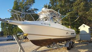 Used Aquasport Explorer 250 Center Console Fishing Boat For Sale