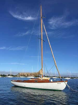 Used Custom Rhodes Daysailer Sailboat For Sale