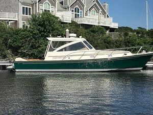 Used Little Harbor Whisperjet 38 High Performance Boat For Sale