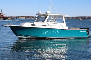 Used Northcoast 285ht Downeast Fishing Boat For Sale