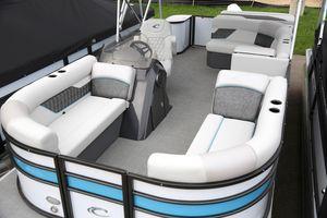 New Crest II 220LII 220L Pontoon Boat For Sale
