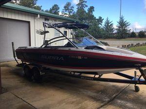 Used Supra 24SSV24SSV Walkaround Fishing Boat For Sale