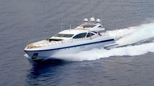 Used Mangusta 130 Motor Yacht For Sale
