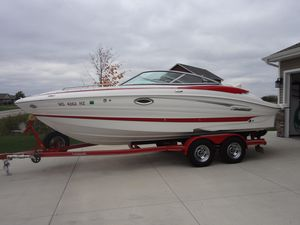 Used Cruisers Sport Series 238 Bow Rider238 Bow Rider Bowrider Boat For Sale