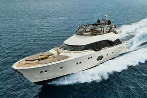 New Monte Carlo Yachts MCY 80 Motor Yacht For Sale