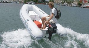 New Ab Inflatables 9.5 AL Tender Boat For Sale