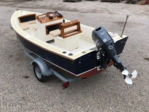 Used Nantucket Skiff 17 Cruiser Boat For Sale