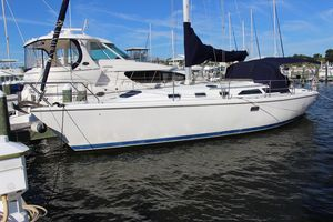Used Catalina 42 Two Cabin Model Cruiser Sailboat For Sale