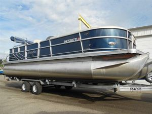Used South Bay 555 CR555 CR Pontoon Boat For Sale