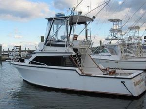 Used Innovator 31 Sportfish Sports Fishing Boat For Sale