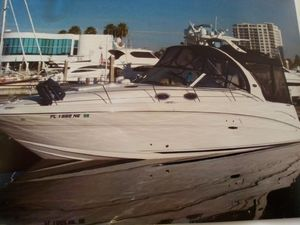 Used Sea Ray Sundancer Convertible Fishing Boat For Sale