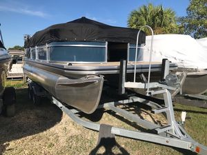 New Harris Flotebote LX 200 Pontoon Boat For Sale