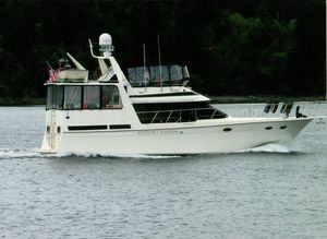 Used Hyundai Elegant Mark VI Motor Yacht For Sale