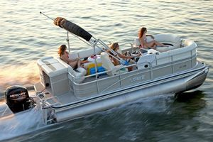 New Lowe SS190SS190 Pontoon Boat For Sale