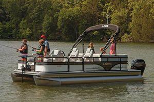 New Lowe SF212 Walk-ThruSF212 Walk-Thru Pontoon Boat For Sale