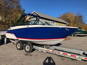 New Monterey 258SS258SS Bowrider Boat For Sale