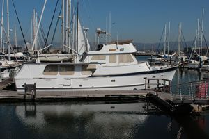 Used American Marine Grand Banks Alaskan 55 Motor Yacht For Sale
