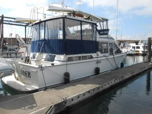 Used Tollycraft 44 CPMY Motor Yacht For Sale