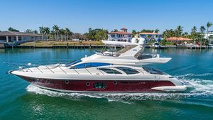 Used Azimut 62E Flybridge Boat For Sale