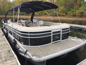 Used Bennington 30rsrx2 Pontoon Boat For Sale