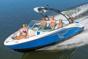 Used Chaparral 21 H2O Surf High Performance Boat For Sale