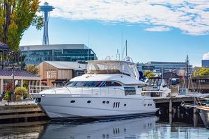 Used Viking Sport Cruiser Princess Flybridge Motor Yacht For Sale