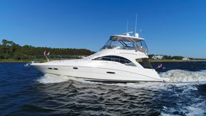 Used Sea Ray 47 Sedan Bridge Motor Yacht For Sale