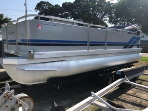 Used Procraft 220 Pontoon Boat For Sale