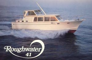 Used Roughwater 41 Pilothouse Motor Yacht For Sale